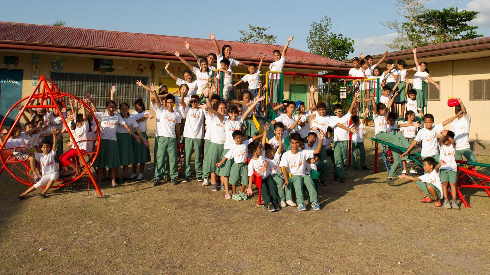 Punto de enlace - Fundación Kalipay, refugio de niños de la calle en Filipinas - escuchar ahora