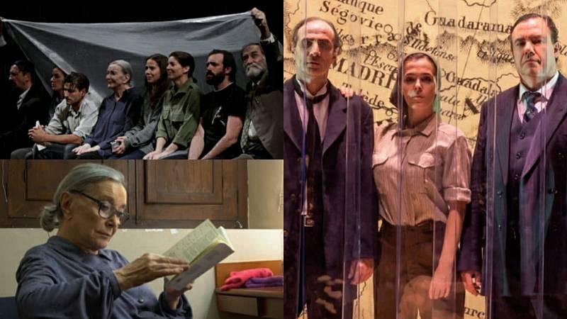 Las mañanas de RNE con Pepa Fernández - La antesala: 'Los hermanos Machado' e 'Incendios, más allá del teatro' - 18/11/20 - Escuchar ahora