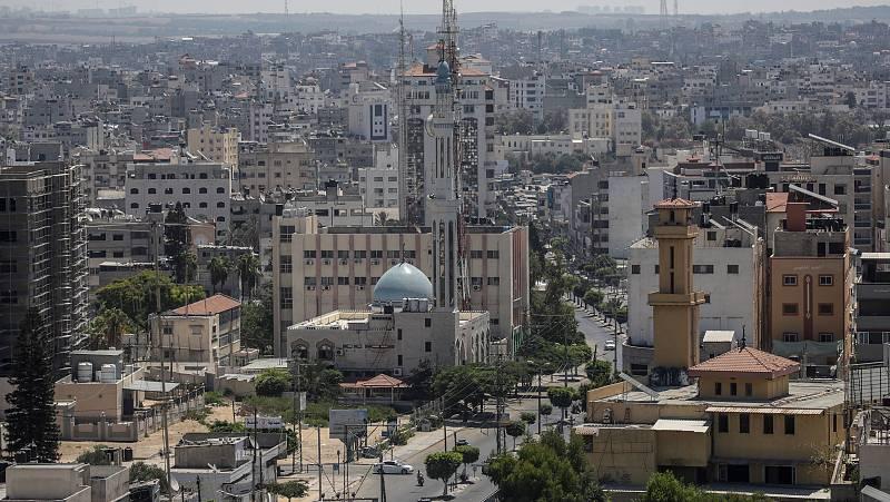 14 horas - El Instituto Cervantes da clases por primera vez en Gaza a través de Internet - Escuchar ahora