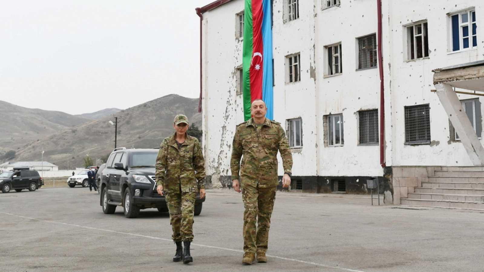 Cinco continentes - Azerbaiyán: el reto de la paz - Escuchar la paz