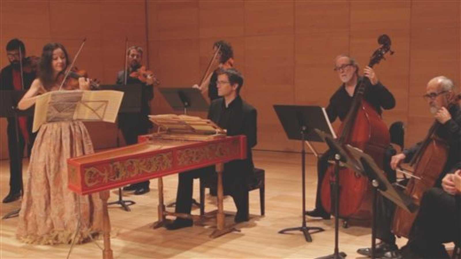 Fila cero - Fundación Juan March: Corselli en palacio (III): Las sonatas del rey - 18/11/20 - escuchar ahora