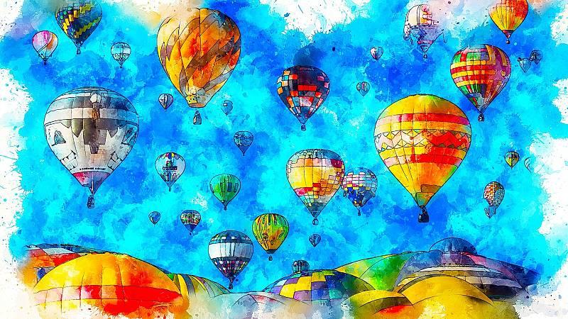 Gente despierta -  Pilotar un globo, Cosas de la vida, con Luismi Pascual - Escuchar ahora