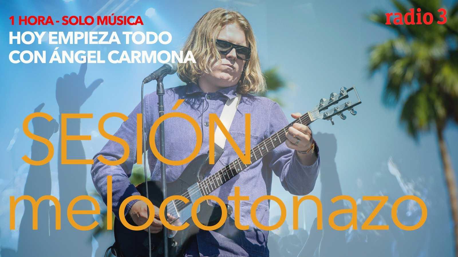 Hoy empieza todo con Ángel Carmona - #SesiónMelocotonazo: Moris, Ty Segall, Ed Sheeran... - 19/11/20 - escuchar ahora