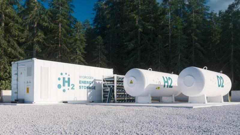 El Gobierno y las empresas lanzan la carrera por el hidrógeno verde - Escuchar ahora