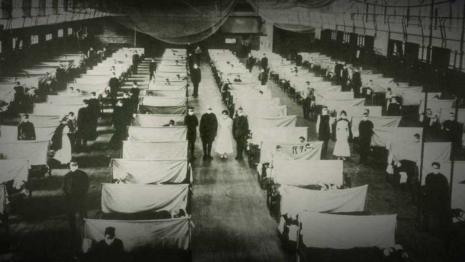 Las cuñas de RNE - 'La ciencia frente al COVID': historia de las pandemias - Escuchar ahora