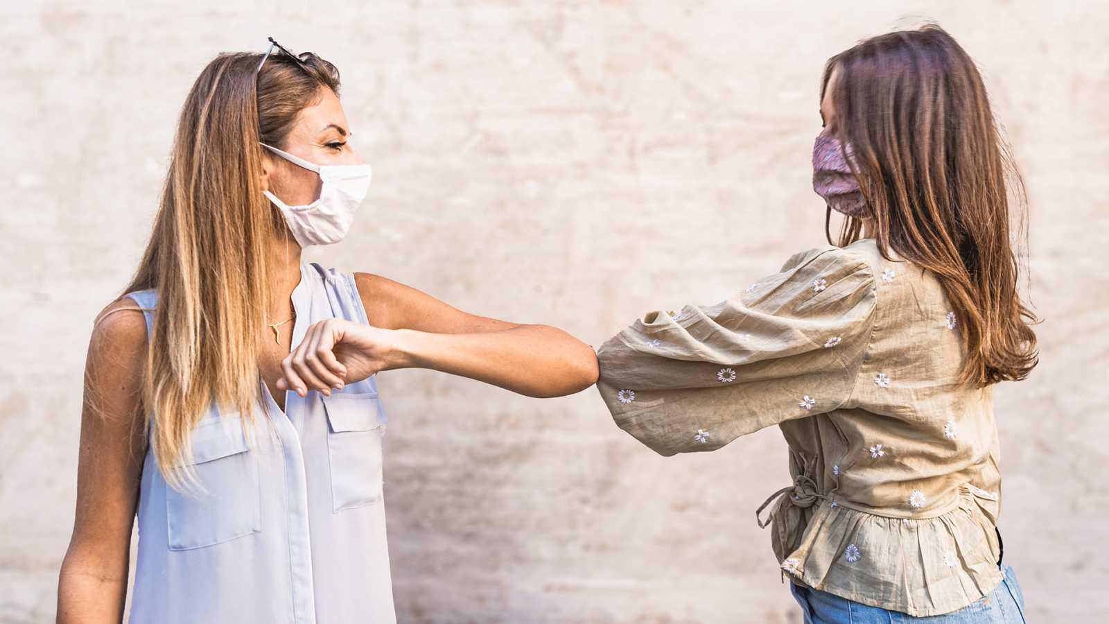 Hora América - Estudio Snap Friendship Report sobre el efecto de la pandemia en las amistades - 19/11/20 - Escuchar ahora