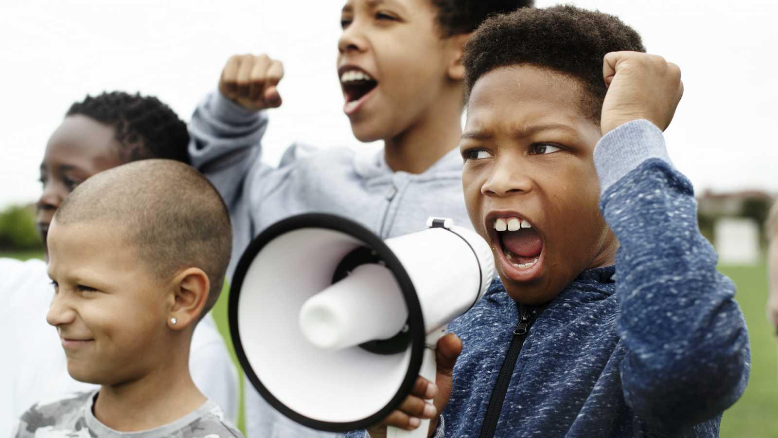 La estación azul de los niños - Derechos para todos - 21/11/20 - escuchar ahora