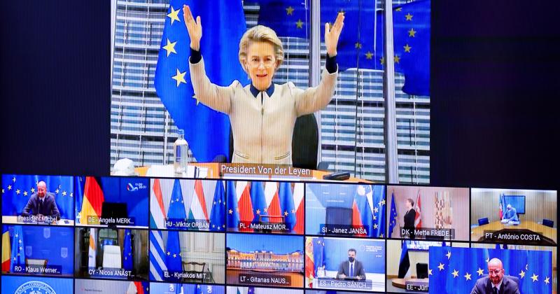 24 horas - Mesa del Mundo: videocumbre europea con ojos en Varsovia, Budapest y Londres - Escuchar ahora