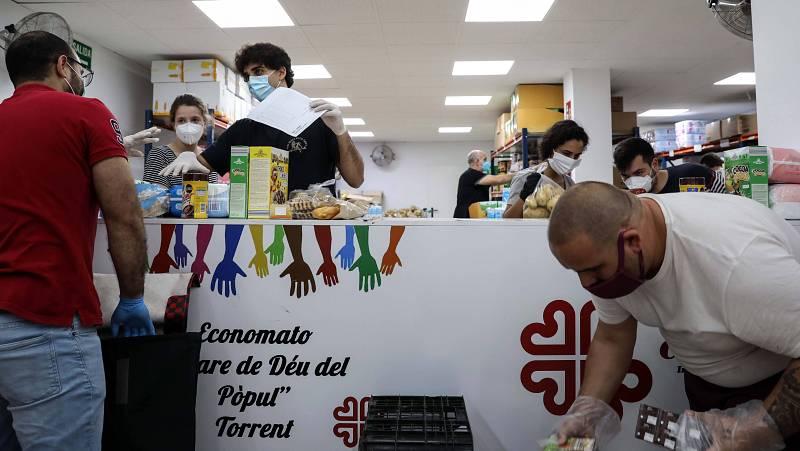 24 horas - El efecto de la pandemia en el voluntariado - Escuchara ahora
