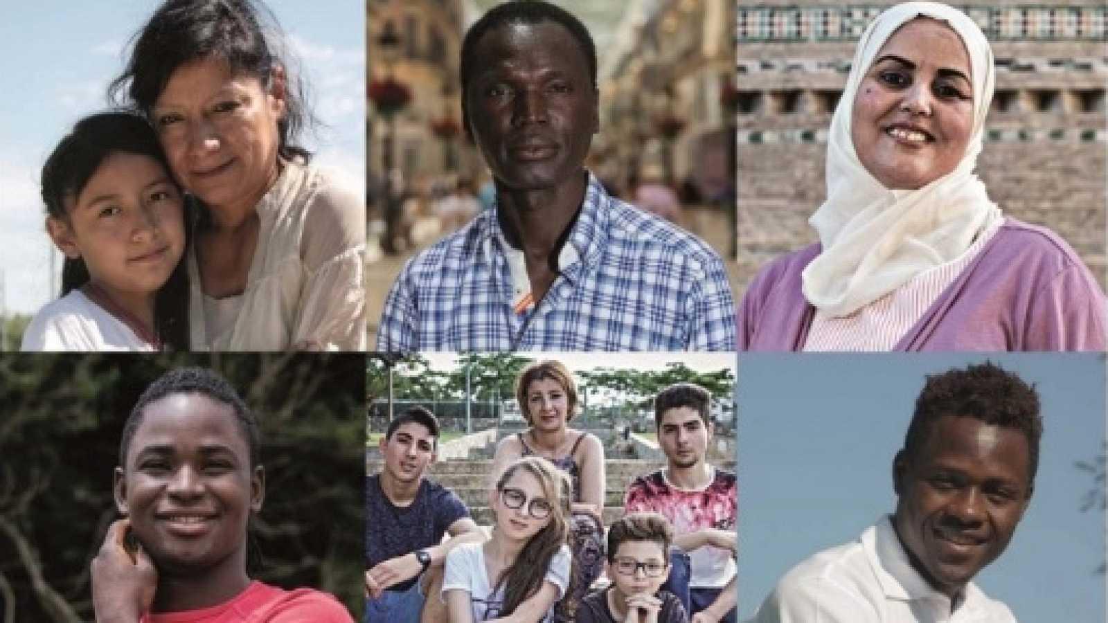Mundo solidario - 'Compartiendo el viaje', campaña de Cáritas - 22/11/20 - escuchar ahora