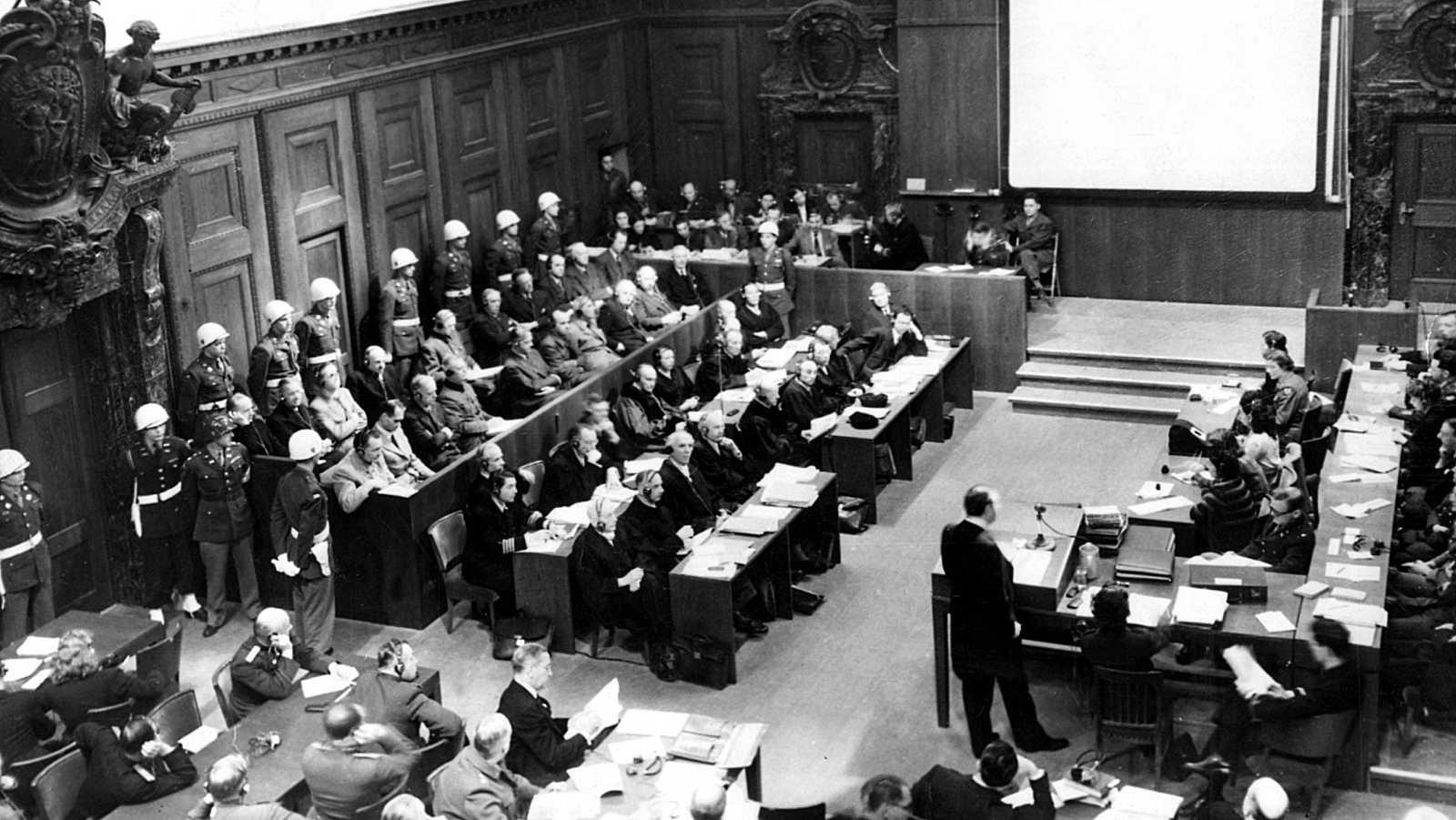14 horas - Se cumplen 75 años de los juicios de Nuremberg en Alemania - Escuchar ahora