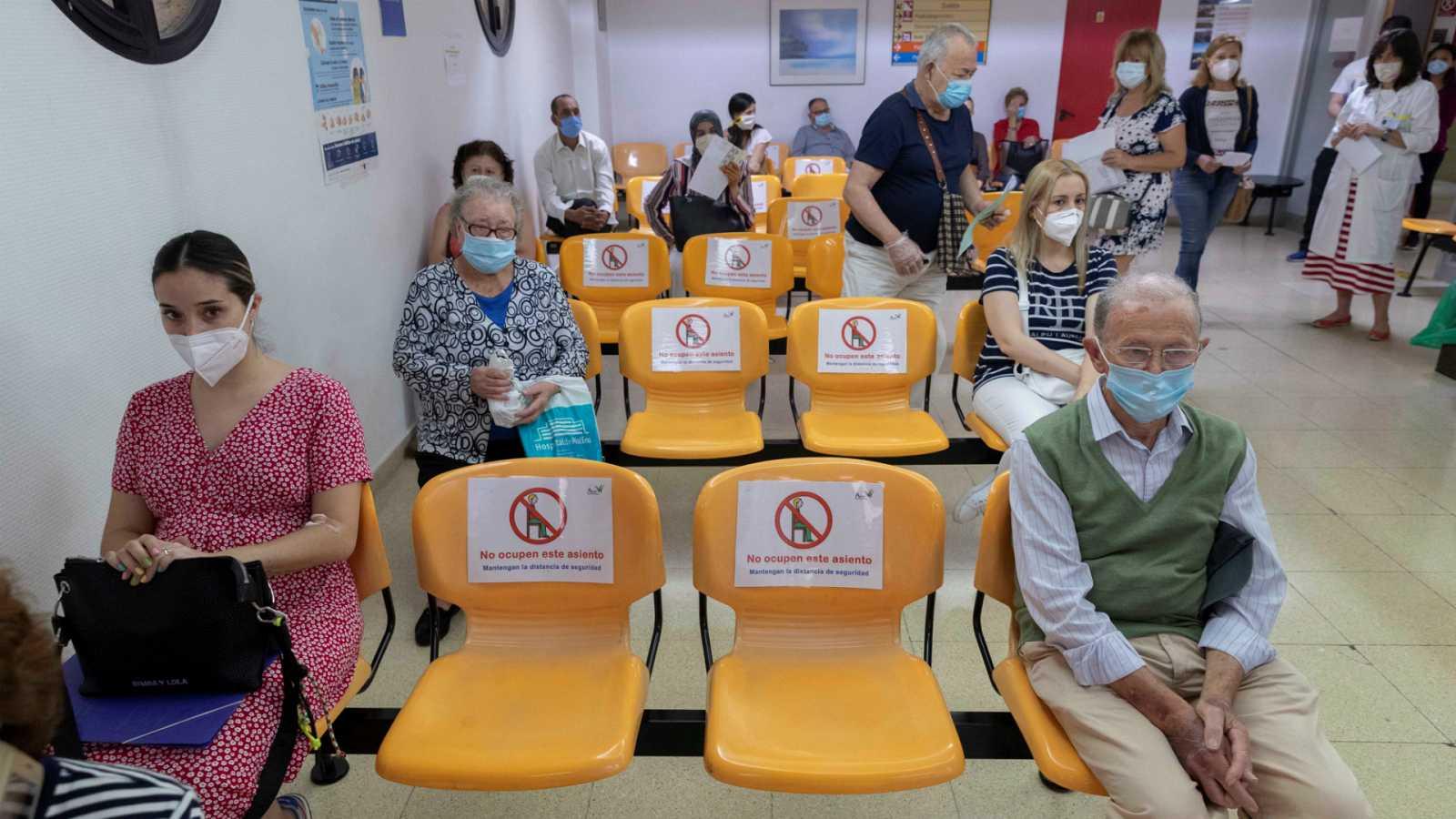 14 horas - La COVID atasca los hospitales públicos: 170 días de espera para ser operado, 55 más que hace un año - Escuchar ahora