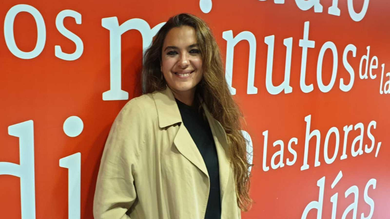 Patio de Voces - El beso de Alba Molina - 28/11/20 - Escuchar ahora