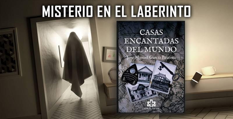 Misterio en el laberinto - Psicofonías y otros fenómenos paranormales - Con José Manuel García Bautista - Escuchar ahora