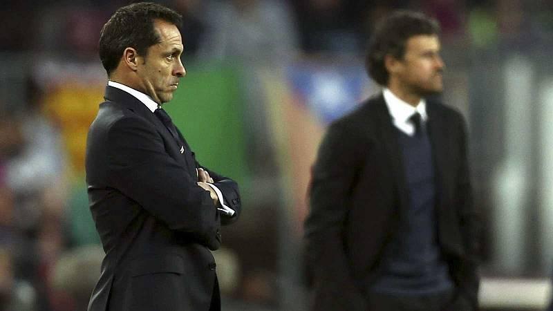 "Sergi Barjuan: ""Si Messi se fuese seria porque algo no le cuadra"" - Escuchar ahora"