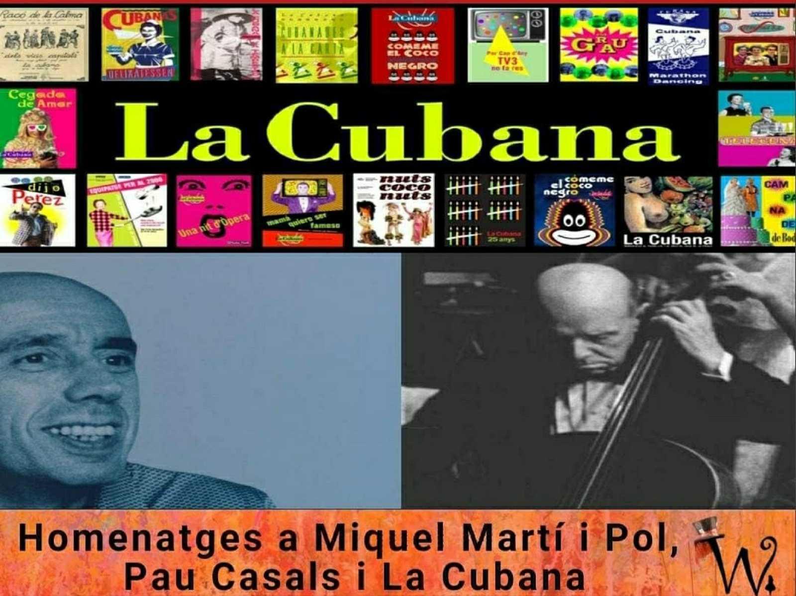 Wonderland -  Miquel Martí i Pol, Pau Casals i La Cubana