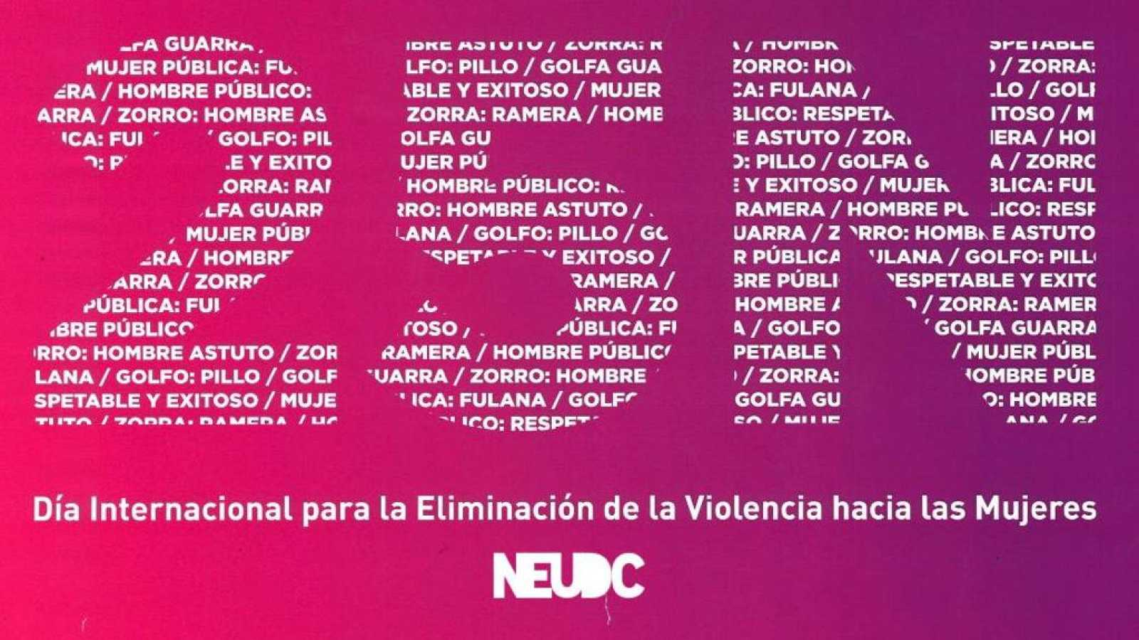 No es un día cualquiera - Marina Marroquí - Violencia contra la mujer - 'Colateral' - 221/11/2020 - Escuchar ahora