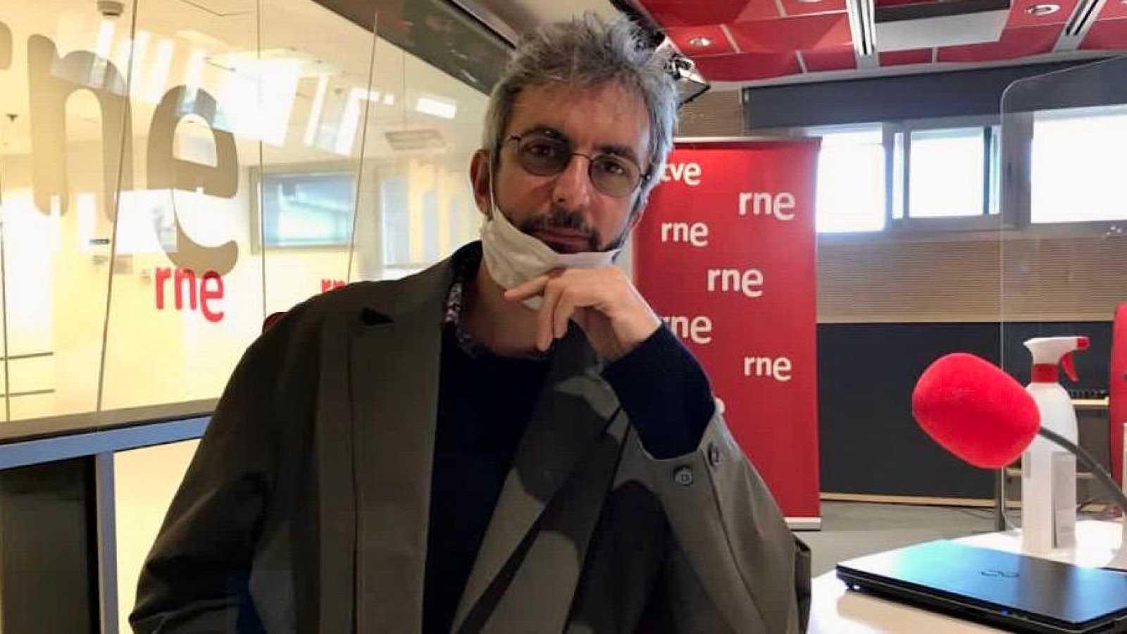 """No es un día cualquiera - Xoel López: """"Mi ilusión de niño sigue intacta"""" - 'Mano a mano' - 21/11/2020 - Escuchar ahora"""