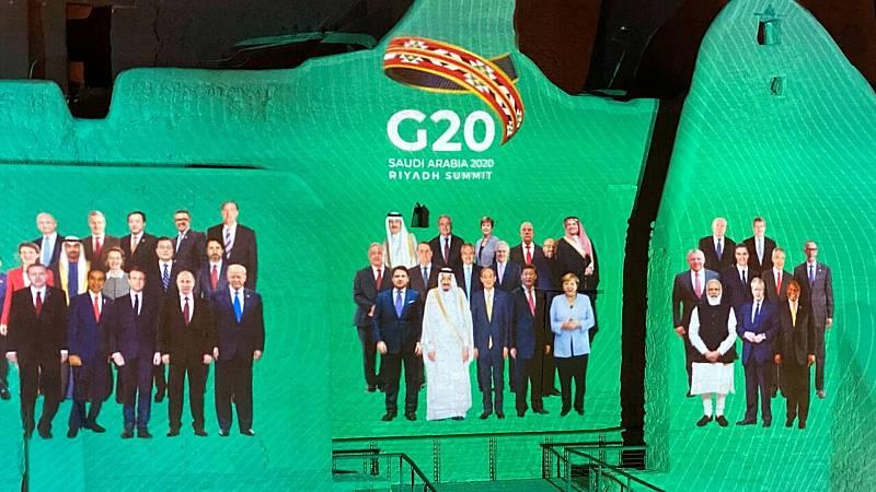 20 horas informativos Fin de semana - G-20 una cumbre para la recuperación económica, pero centrada en la vacuna contra la covid - Escuchar ahora