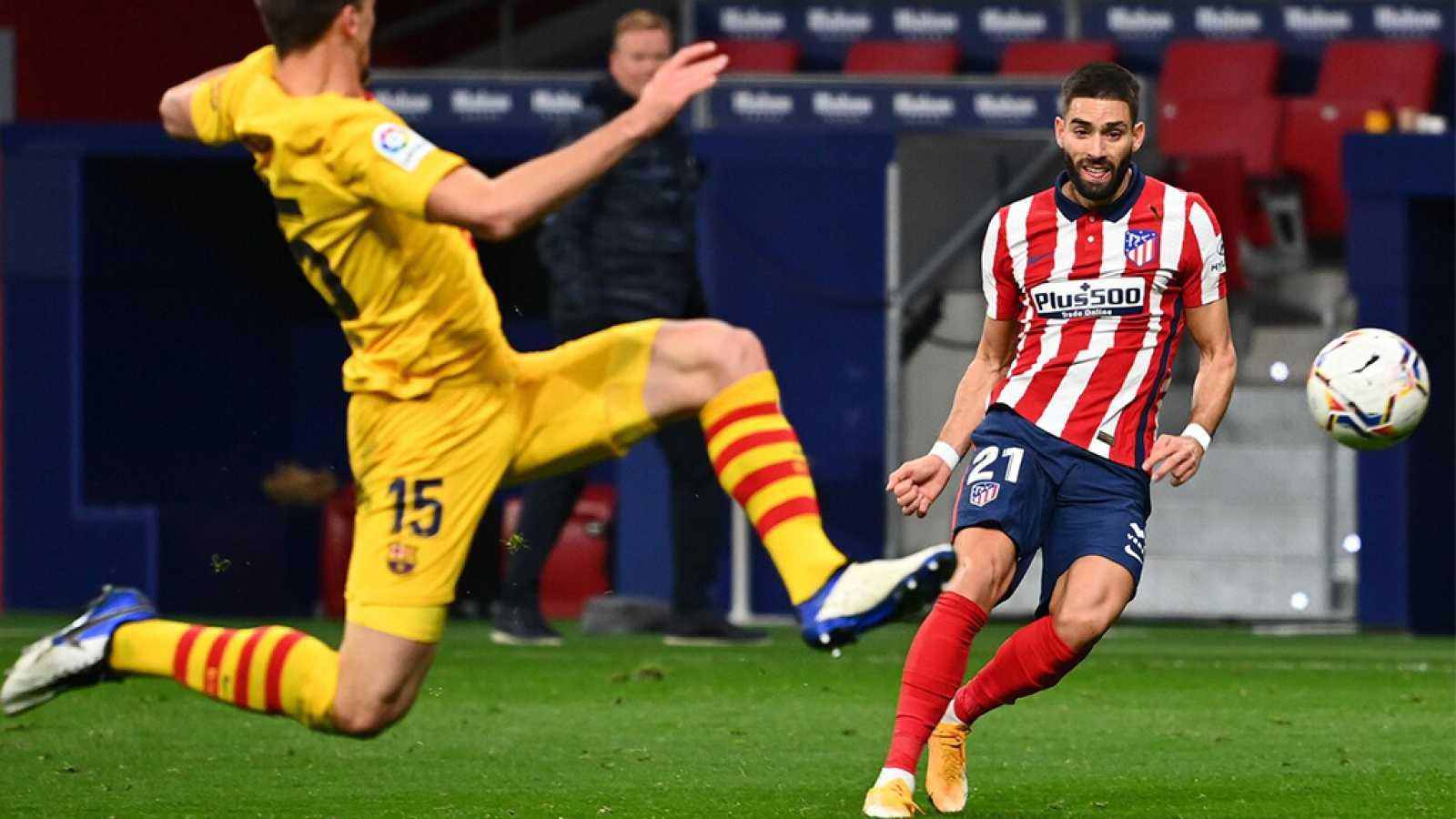 Tablero deportivo - El Atlético gana 1 a 0... Y sin Luis Suárez - Escuchar ahora