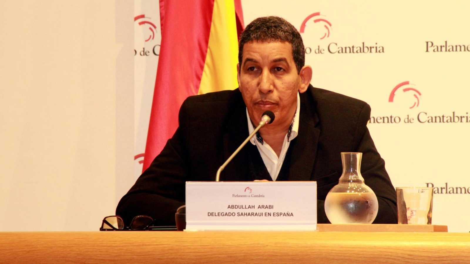 """24 horas informativos Fin de semana - Abdulah Arabi: """"Si la comunidad internacional quiere parar esta guerra, en el norte de África, tiene que venir con propuestas concretas"""" - Escuchar ahora"""