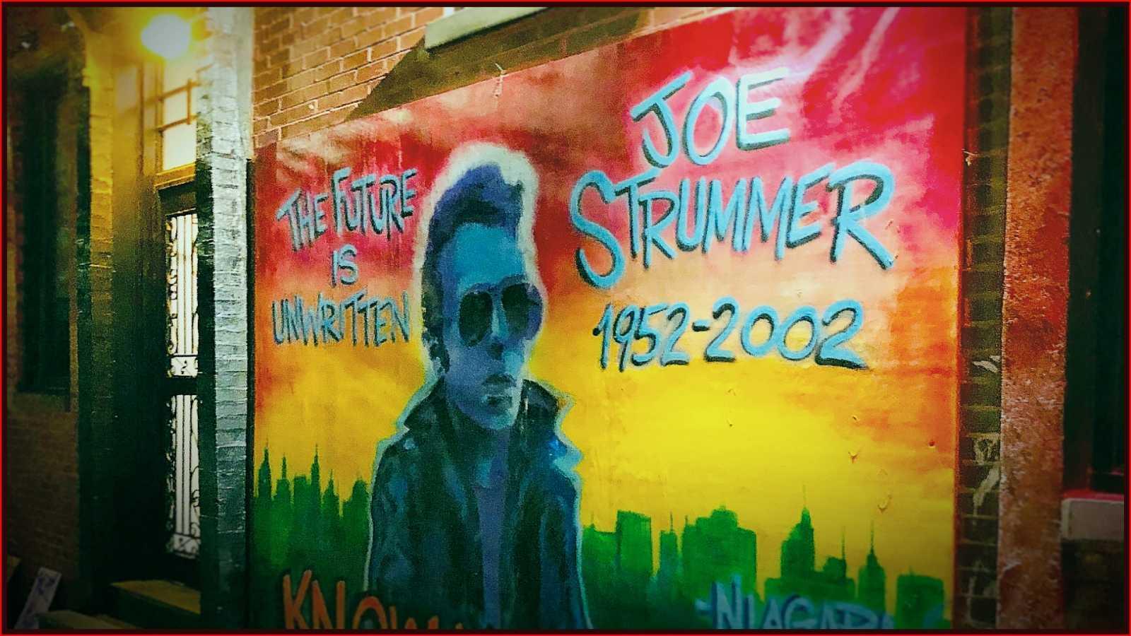 Bifonías - Joe Strummer: El ferretero del Punk - Escuchar ahora