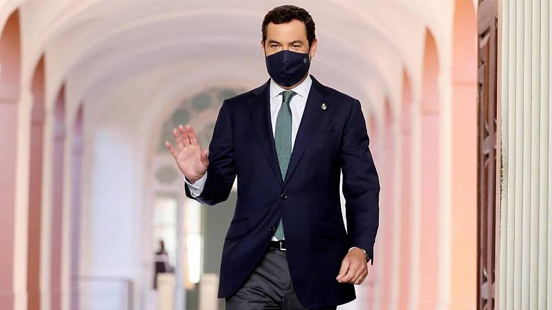 20 horas informativos fin de semana - Andalucía prorroga su cierre perimetral y todos los toques de queda hasta el 10 de diciembre - Escuchar ahora