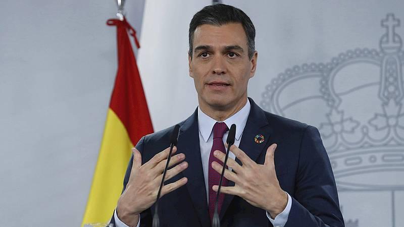 Boletines RNE - Sánchez anuncia un plan de vacunación único para toda España - Escuchar ahora