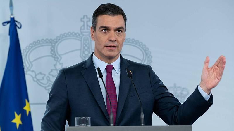 20 horas informativos Fin de semana - Pedro Sánchez: Existirá una estrategia única de vacunación diseñada por un grupo de expertos - Escuchar ahora