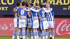 Tablero deportivo - La Real Sociedad es más líder