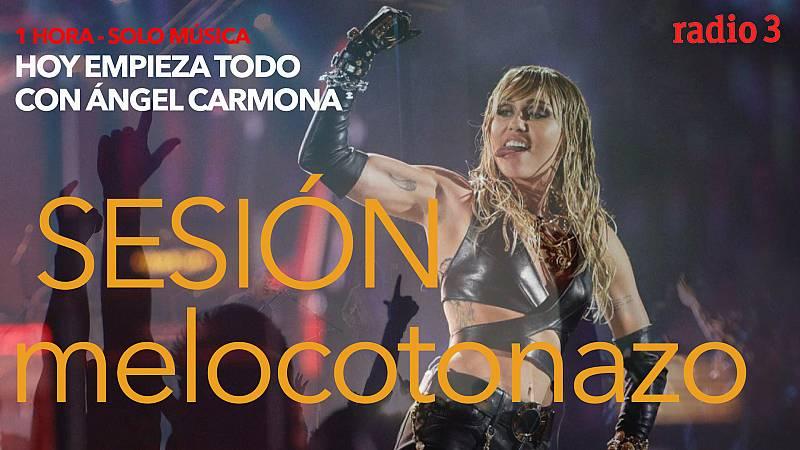 Hoy empieza todo con Ángel Carmona - #SesiónMelocotonazo: Miley Cyrus, Michael Kiwanuka, Vampire Weekend...- 23/11/20 - escuchar ahora