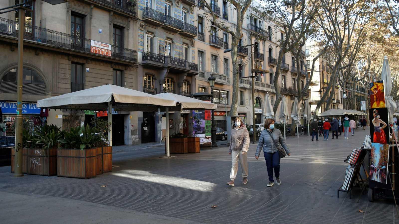 Las mañanas de RNE con Íñigo Alfonso - En algunas CC.AA. bares y restaurantes retoman parte de su actividad - Escuchar ahora