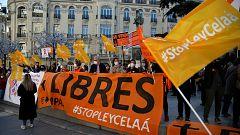 Las mañanas de RNE con Íñigo Alfonso - La plataforma 'Más Plurales' no descarta más movilizaciones si no hay cambios en la ley Celaá