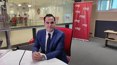 Las mañanas de RNE con Íñigo Alfonso - Aguado confía en que la Comunidad de Madrid pueda levantar algunas restricciones durante la Navidad