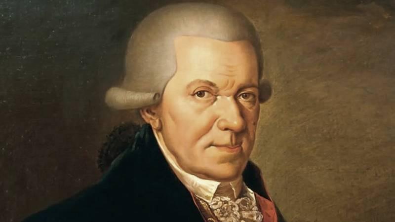 Relato sobre  Michael Haydn, Réquiem - escuchar ahora
