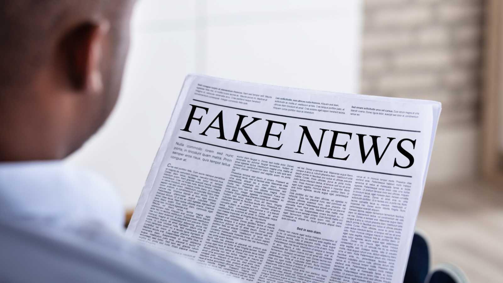 Després del Col·lapse - Fake news