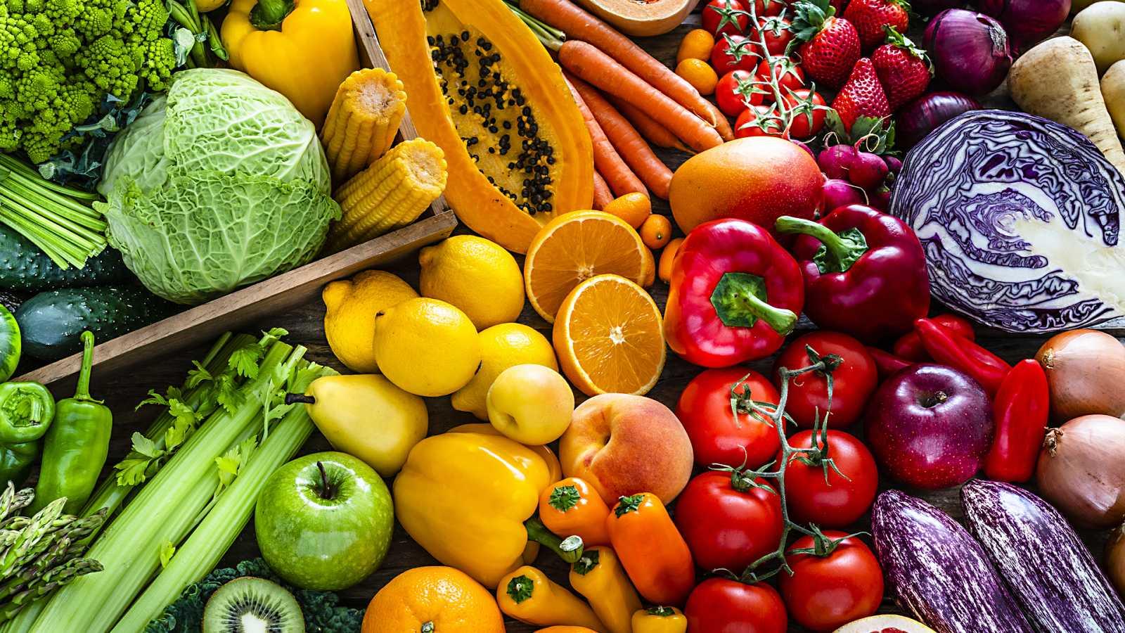 Más Cerca - El consumo de alimentos saludables - Escuchar ahora