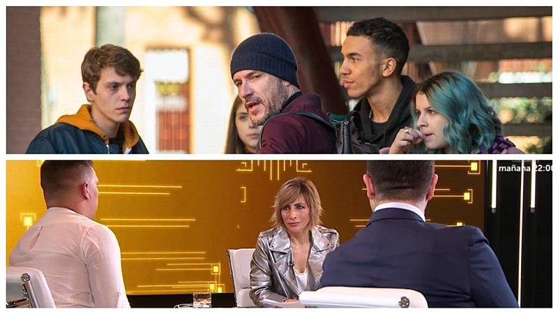 Por tres razones - RTVE y su apuesta por la educación - 23/11/20 - escuchar ahora