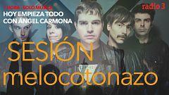 """Hoy empieza todo con Ángel Carmona - """"#Sesión Melocotonazo"""": Julieta Venegas, Dorian, Nada Surf...- 24/11/20"""