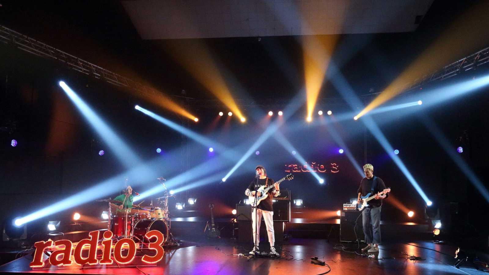 Los conciertos de Radio 3 - Yawners - 24/11/20 - escuchar ahora