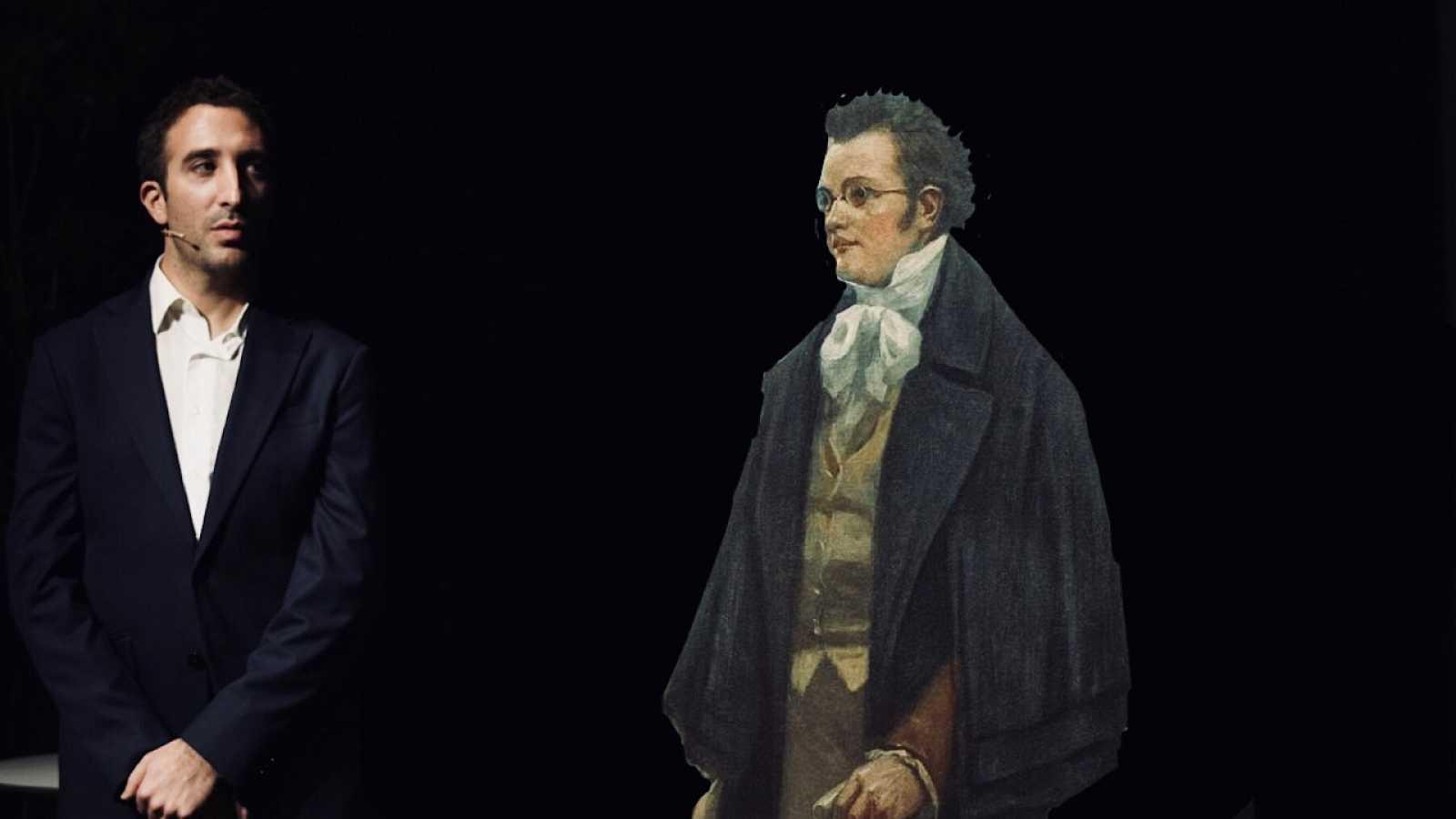 Entre dos luces - Sierra Broncano: Schubert - 24/11/20 - escuchar ahora