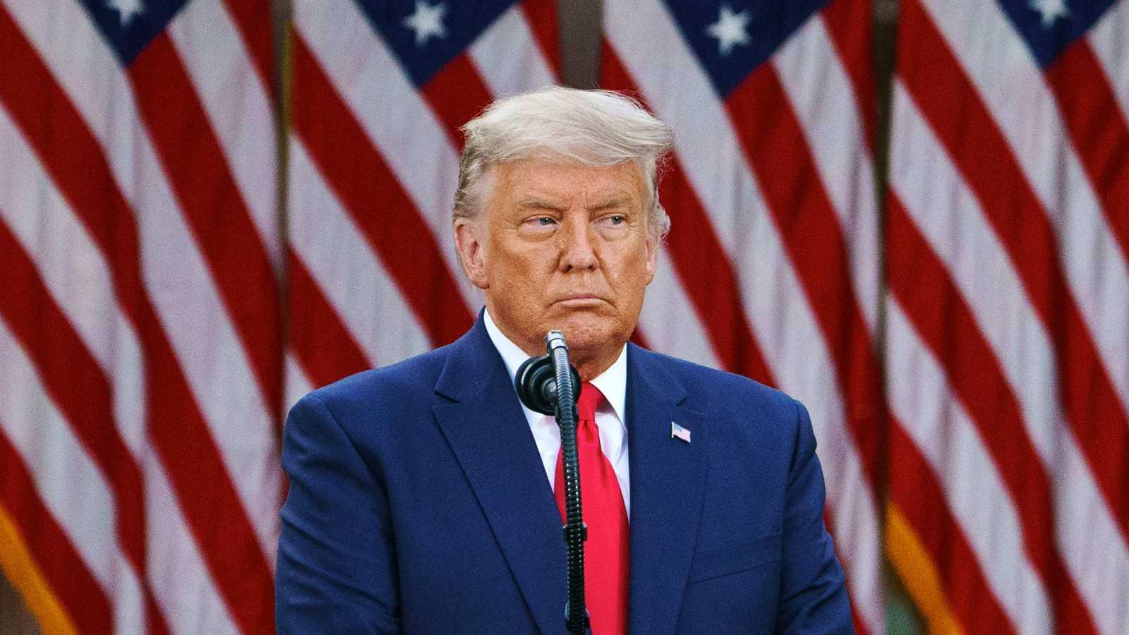 Las mañanas de RNE con Íñigo Alfonso - Trump desbloquea el traspaso de poder a Biden, aunque sigue sin reconocer su derrota - Escuchar ahora
