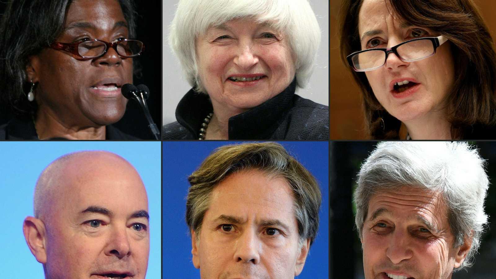 Las mañanas de RNE con Íñigo Alfonso - Biden conforma su gobierno con Janet Yellen como secretaria del Tesoro - Escuchar ahora