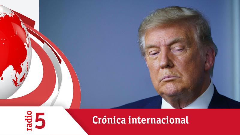 Crónica Internacional - Trump autoriza la transición sin reconocer aún la derrota electoral - Escuchar ahora