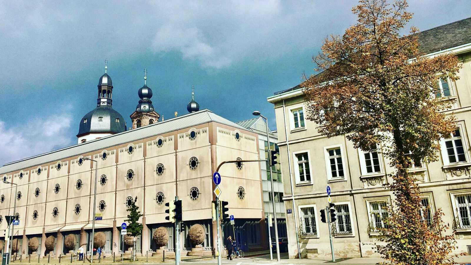 Global 5 - Mannheim, Alemania (III): Inicio de Wolfgang Amadeus Mozart - 24/11/20 - Escuchar ahora