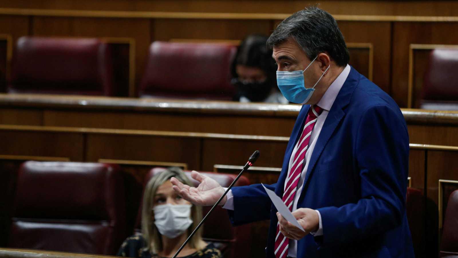 Boletines RNE - El PNV votará a favor de los Presupuestos 2021 tras llegar a un acuerdo con el Gobierno - Escuchar ahora