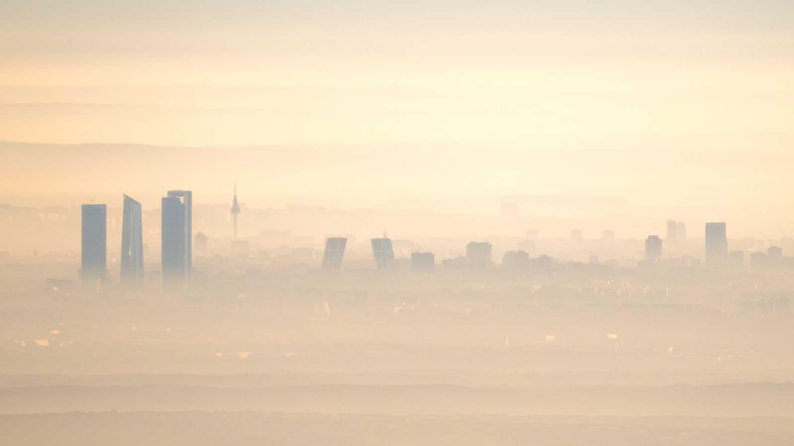 Europa abierta - UE: un aire más limpio y menos muertos por contaminación - escuchar ahora