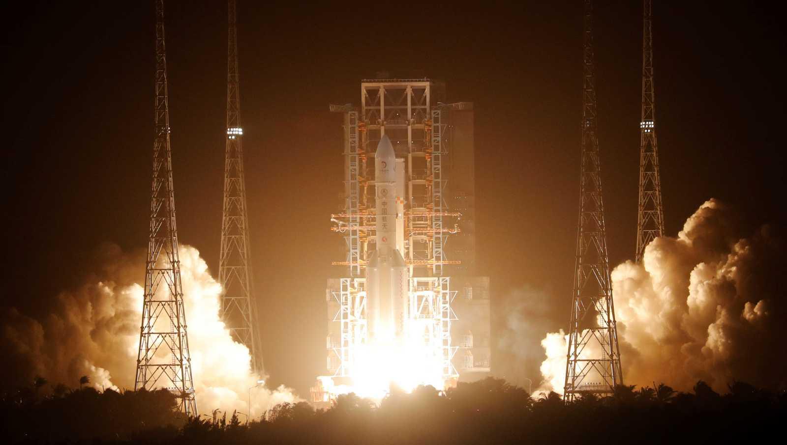Asia hoy - Carrera espacial: China marca el ritmo - 24/11/20 - escuchar ahora