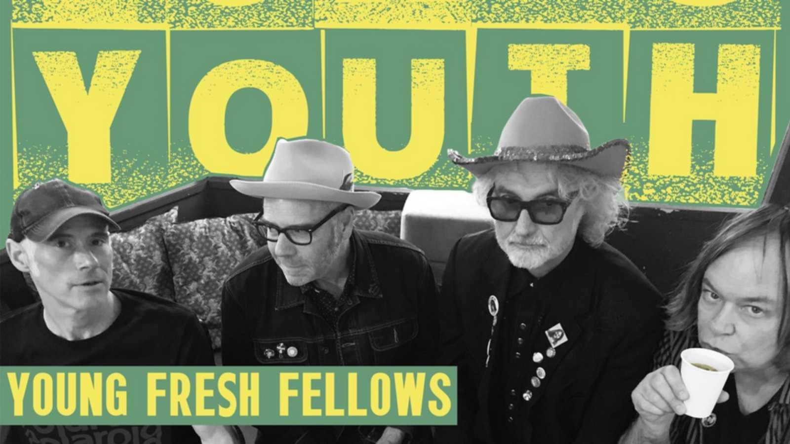 El sótano - Young Fresh Fellows, Schizophonics, Roxy Music, The Exits... - 24/11/20 - escuchar ahora