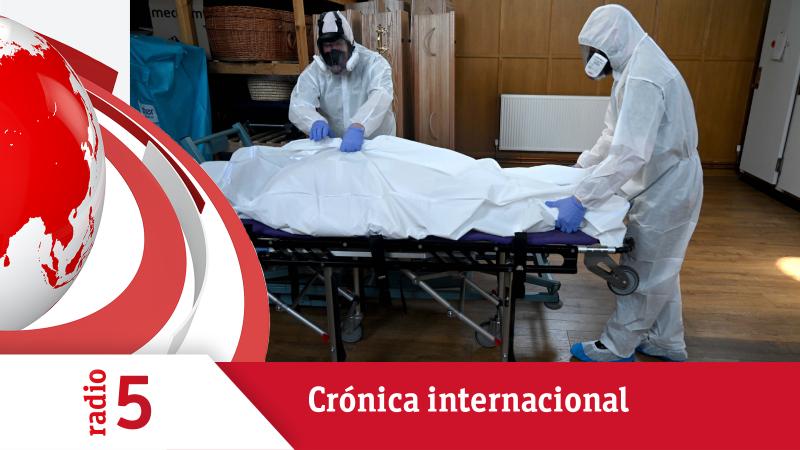 Crónica Internacional - Europa registra cifras de muertos no vistas desde primavera - Escuchar ahora